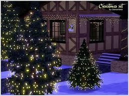 sims 3 holiday lights sims 3 christmas decor greatest decor