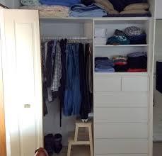 no closet solution wardrobes archives ikea hackers