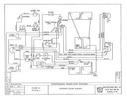 ez go wiring diagram for golf cart to ezgo electric amazing
