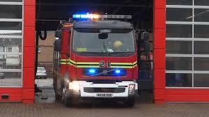 volvo truck service hampshire fire u0026 rescue service 24 southsea volvo water tender