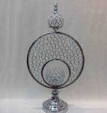 wholesale crystal iron decoration wholesale home decor