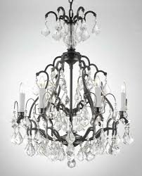 Black Chandelier Floor Lamp by Crystal Chandelier Floor Lamp Lighting And Ceiling Fans