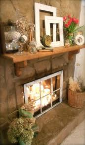 How To Finish A Fireplace - best 25 candle fireplace ideas on pinterest fireplace with