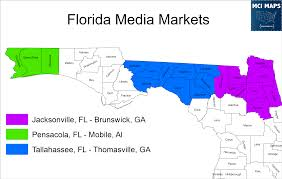 Map Of Florida And Georgia by Florida U2013 Mci Maps Page 2