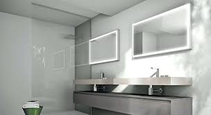 wall mirrors wall mounted lighted vanity mirror led mam1d40