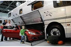 volkner rv volkner mobil rv a car carrying motor coach