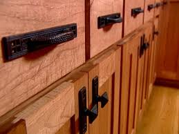 Rustic Kitchen Cabinet by Rustic Cabinet Hinges