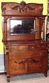 antique oak buffet sideboard best antique buffet images on antique