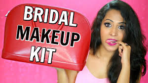 wedding makeup kits bridal makeup kit makeup essentials indian makeup