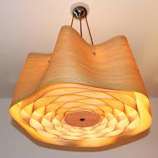 Wood Veneer Pendant Light Wood Veneer Pendant L P1009 80 Houseton Electric Co Ltd