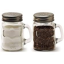 circleware jar mug salt and pepper