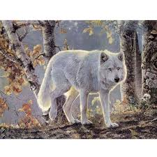 wolf home decor 5d wolf diamond painting cross stitch kits embroidery mosaic home