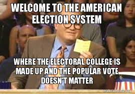 Drew Carey Meme - welcome to the american election system where the electoral