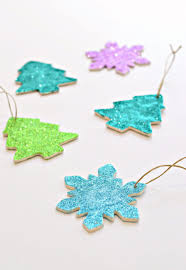 25 diy christmas ornaments for kids u2013 diy u0026 craft