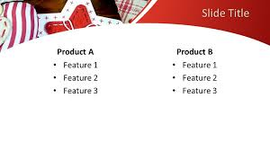 free merry christmas powerpoint template free powerpoint templates