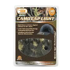 clip on visor light iit 92917 led cap visor camo hat light clip