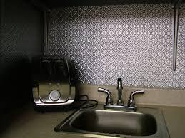 Embossed Tin Backsplash by Interior Backsplash Tile Copper Fasade Pvc Backsplash Kitchen
