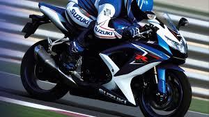 Suzuki Gsxr600 Youtube