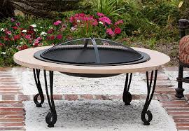 Fire Pit Design Ideas - amazon gas fire pit dining table ideas home fireplaces firepits