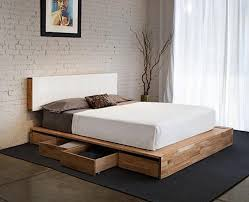 Easy Platform Bed With Storage Diy Platform Bed Instructions Advice For Your Home Decoration