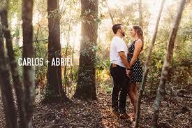 Wedding Photography Houston Engaged Carlos And Abriel U0027s Session At The Houston Arboretum