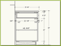 kitchen base cabinet height 18 beautiful kitchen base cabinet drawer dimensions photograph