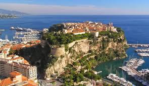Monte Carlo Map Towns U0026 Villages In Monaco Monaco Seemonaco Com