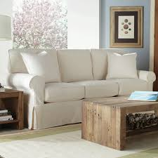 Ikea Slipcovered Sofa by Decorating Awesome Rowe Furniture Slipcovers With Ikea Side Table