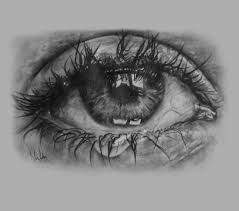 crying face sketch pencil sketches of crying faces anipapper