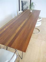 Antique Boardroom Table Extra Long Vintage Reclaimed Iroko Plank Table Top Boardroom Or