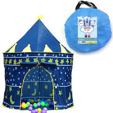amazon com children play tent boys girls prince house indoor