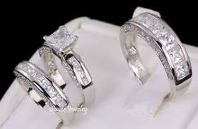 matching wedding bands his and hers his and hers matching wedding bands ebay