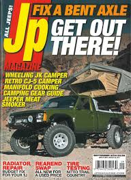 camping jeep jeep magazine lists kershaw among the camping essentials kershaw