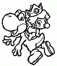 coloring pages of mario characters 11 pics of mario smash bros coloring pages super mario