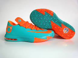 cheap nike kd 6 shoes orange green 14913 globalfusion cmfort