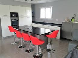 fabriquer une table bar de cuisine fabriquer table cuisine table de bar cuisine ilot central bar