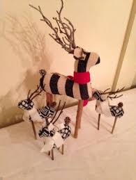 pottery barn fabric reindeer ornament sold out no longer avail