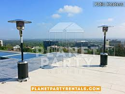 Outdoor Propane Patio Heater Patio Heaters For Rent Heater Includes Propane Gas
