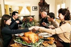 thanksgiving turkey and prayer soul shepherding