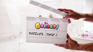 gelarti dazzles toy commercial youtube