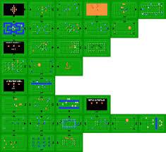 legend of zelda map with cheats the legend of zelda walkthrough level 7 the demon zelda dungeon