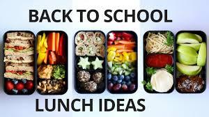 school lunch ideas for vegan
