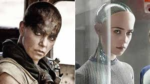 Ex Machina by 11 Oscar Nominees You Didn T Were Already Mad Max