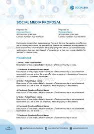 socialika social media business proposal by graphicartist