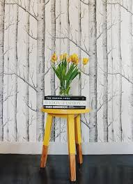 Yellow Side Table Adventures In Budget Decorating The Side Table Of My Dreams