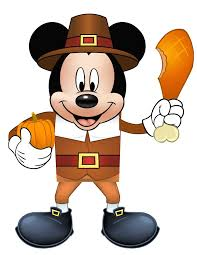 best mickey mouse thanksgiving clipart 22512 clipartion