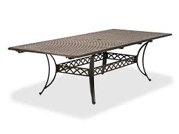 oval aluminum patio table aluminum patio dining table home furniture ideas cast sets hgtv