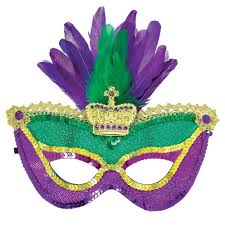 green mardi gras mask amscan green purple and gold sequin feather mardi gras mask 2
