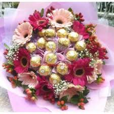 flowers and chocolate flowers chocolate summerflorist my