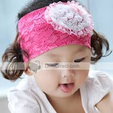 baby bands gzmm lace flowers girl s accessories baby hair bands
